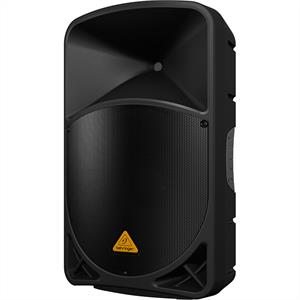 "Behringer B115MP3 Active PA 15"" Speaker 1000W USB MP3: Click to enlarge image!"