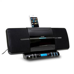 Denver MCI102 HiFi Stereo System iPodiPhone Docking Station