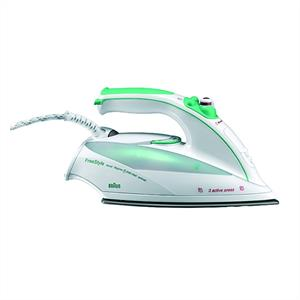 Braun TexStyle 5-510 Steam Iron 2000W: Click to enlarge image!