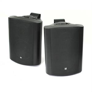 Pair Skytec 2-Way Commercial Speakers for Pubs & Bars - Black: Click to enlarge image!