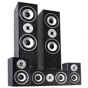 Hyundai Multicav Surround Sound Speaker Set 1150 Watts MAX: Click to enlarge image!