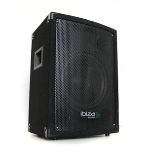 "Ibiza 10"" 3-Way 300 Watt Passive DJ PA Speaker: Click to enlarge image!"