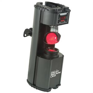 American DJ Revo LED Disco Light with Scanning Effect: Click to enlarge image!