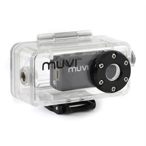 Veho Muvi Underwater Action Helmet Camera 2MP Metal: Click to enlarge image!