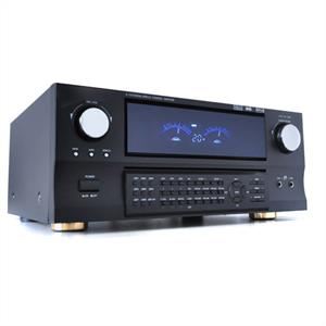 Skytronic Hifi Karaoke 5.1 Surround Amplifier + Mic Inputs: Click to enlarge image!