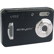 Easypix V512N Black Digital Camera