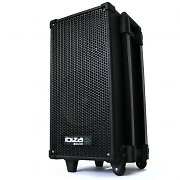 Ibiza 160W Active Mobile DJ Portable PA System with CD Player & USB