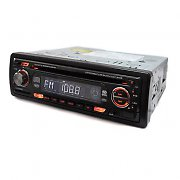 Majestic-Audiola Car Radio CD Player with USB MP3, SD &amp; AUX