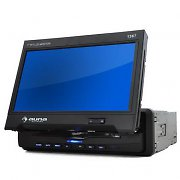 "Auna 7"" In-Dash Car Display-TFT LCD Monitor with TV-Tuner"