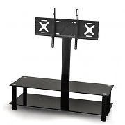 "Home Theatre Stand Cabinet with 50"" LCD TV Bracket"
