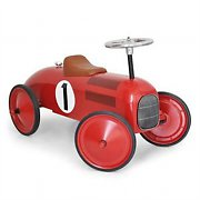 Classic Kids Pedal Car - Ride-On Toy - Red