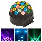 Beamz Fireball Multi-colour LED Disco Lighting System