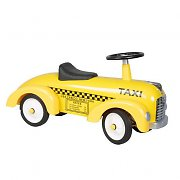 Marquant Classic Car for Kids - Car Taxi Ride on Toy
