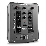 American Audio Q-D1 Pro 2 Channel USB DJ Mixer