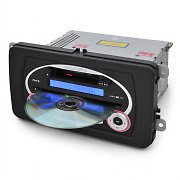 Grundig CL-2300 VW Car Radio Cassette Player CD-MP3 1.8 DIN