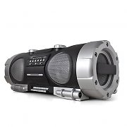 Marquant Ghetto Blaster Portable CD Player with USB & SD