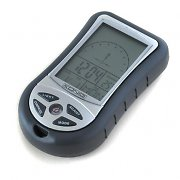 König Digital Compass with Thermometer, Calendar & Clock