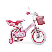 "Hello Kitty Romantic Kids Bike 14"" Wheeled Bicycle"