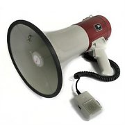Auna 80W Weatherproof Megaphone Siren 1000m
