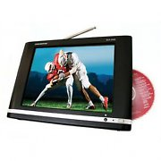 Majestic DVX303 Portable TV DVD Player Freeview USB SD MPEG4
