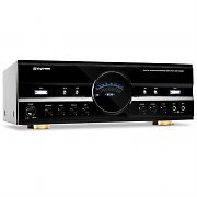 Skytronic 5.1 Channel Hi-fi Surround Amplifier 600W Black