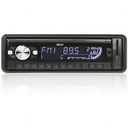 Akai ACAC 105UC USB Car Hifi Stereo Radio CD Player - SD Mp3