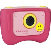 Easypix V130 Kids Digital Camera - Pink