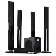 Auna 5.1 1200W Max Home Cinema System with Wireless Rear Speakers