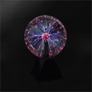 "Retro 8"" Plasma Ball Lightening Lamp - Music Sensitve"