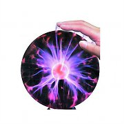 Retro 8&quot; Plasma Ball Lightening Lamp - Music Sensitve