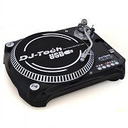 B-Stock - DJ-Tech USB-50 Record Player DJ Turntable MP3 USB PC Mac