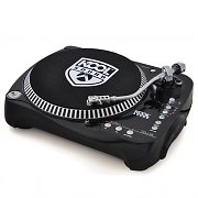 Koolsound TDJ-26 DJ Turntable USB SD MP3 Recording