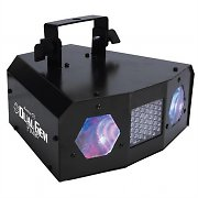 American DJ Dual Gem Pulse Moonflower LED Light Effect
