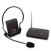 Koolsound HF-650 VHF Wireless Microphone Headset