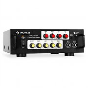 Auna Amp-EQ-Sing Karaoke PA Hifi Amplifier 400W System