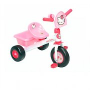 Hello Kitty Pink Tricycle Bike with Basket - Children 15 to 36 months