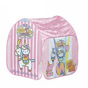 Hello Kitty Kids Pink Pop-up Play Tent +3yrs