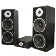 Citronic Home DJ Hifi Speaker/ Amplifier System 120W USB