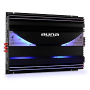 Auna AMP-CH06 Car Amplifier 6 Channel System 5000W