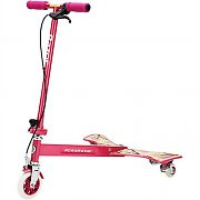 Razor Powerwing Scooter Push Action Trike - Pink/White