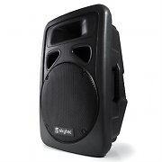 "Skytec SP1500A 15"" Active DJ PA Powered Speaker 800W ABS Housing"