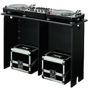 Glorious DJ - DJ Desk Mixing Station Table Party Furniture