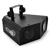 Discopro RoboLED Dual Moonflower DMX RGB DJ Disco Light