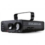 Discopro Starlaser Show Laser Light Effect Red-Green Blue LE