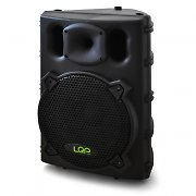 "LQP Active DJ PA Speaker 400W 10"" USB MP3 - ABS Housing"