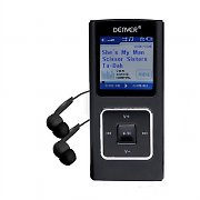 B-Stock - Denver MPG2011 MP3 MP4 Portable Video Media Player 2GB Black