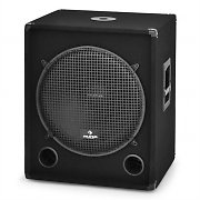 B-Stock - Auna PW-1015-SUB 15&quot; DJ PA Subwoofer Speaker - 1000W