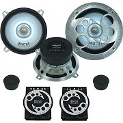 Hifonics Brutus BX 5.2Ci Car HiFi Speaker Set 400W