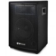 "QTX 8"" DJ PA 2-Way Passive Speaker Monitor 150W Max"