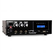 LTC PAA60USB PA Hifi Karaoke Amplifier USB SD MP3 -12V